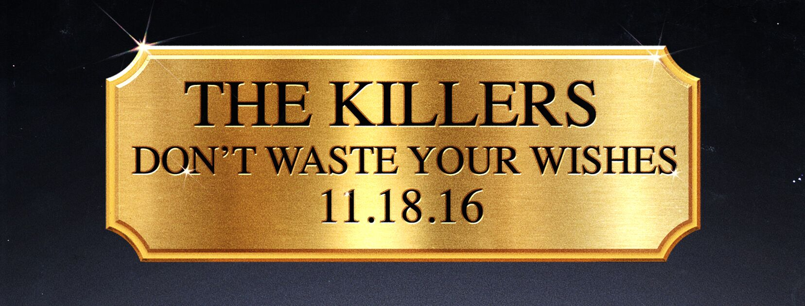 Il 18 Novembre esce la raccolta natalizia Don't Waste Your Wishes