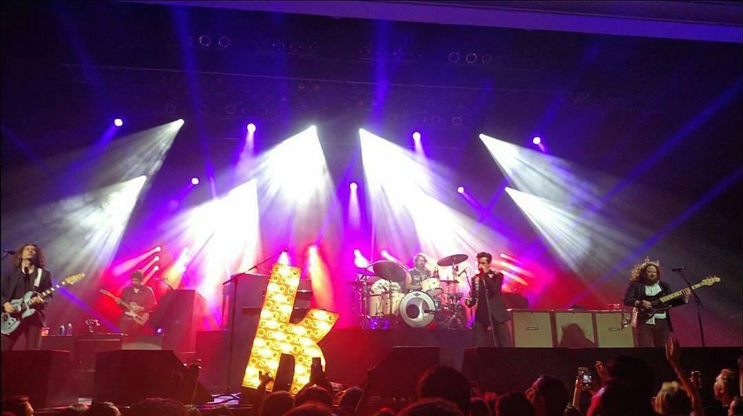 Debutto live di Run for Cover ad Atlantic City