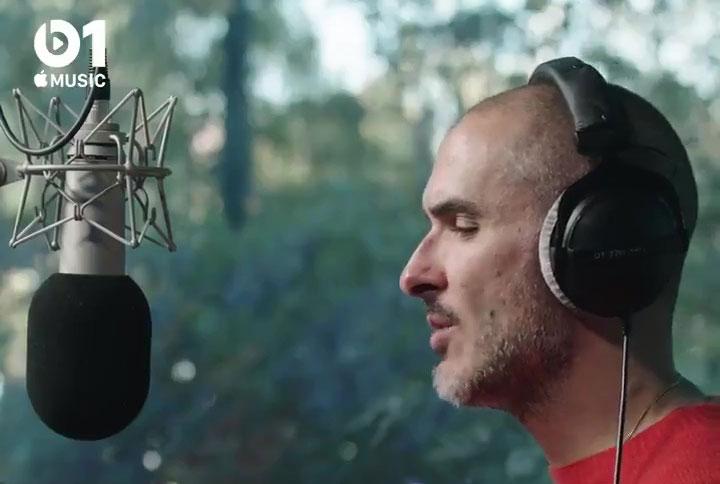 Intervista con Zane Lowe per Beats1