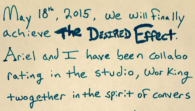 Brandon annuncia il suo secondo album solista