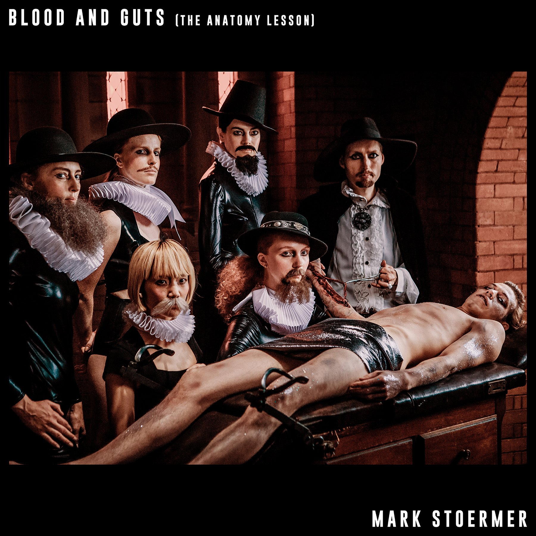 Il video di Blood and Guts (The Anatomy Lesson)