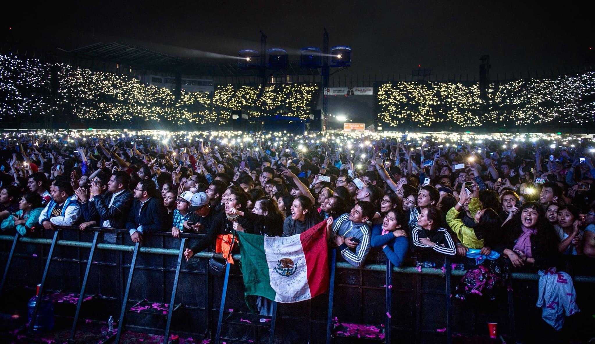 Riassunto delle date in America Latina