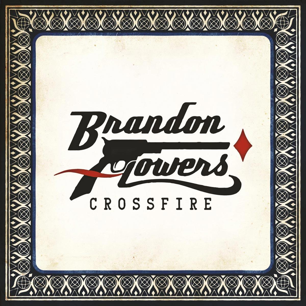 Il primo singolo di Brandon è Crossfire