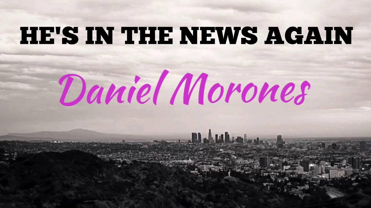 Dave produce e suona nell'album di Daniel Morones