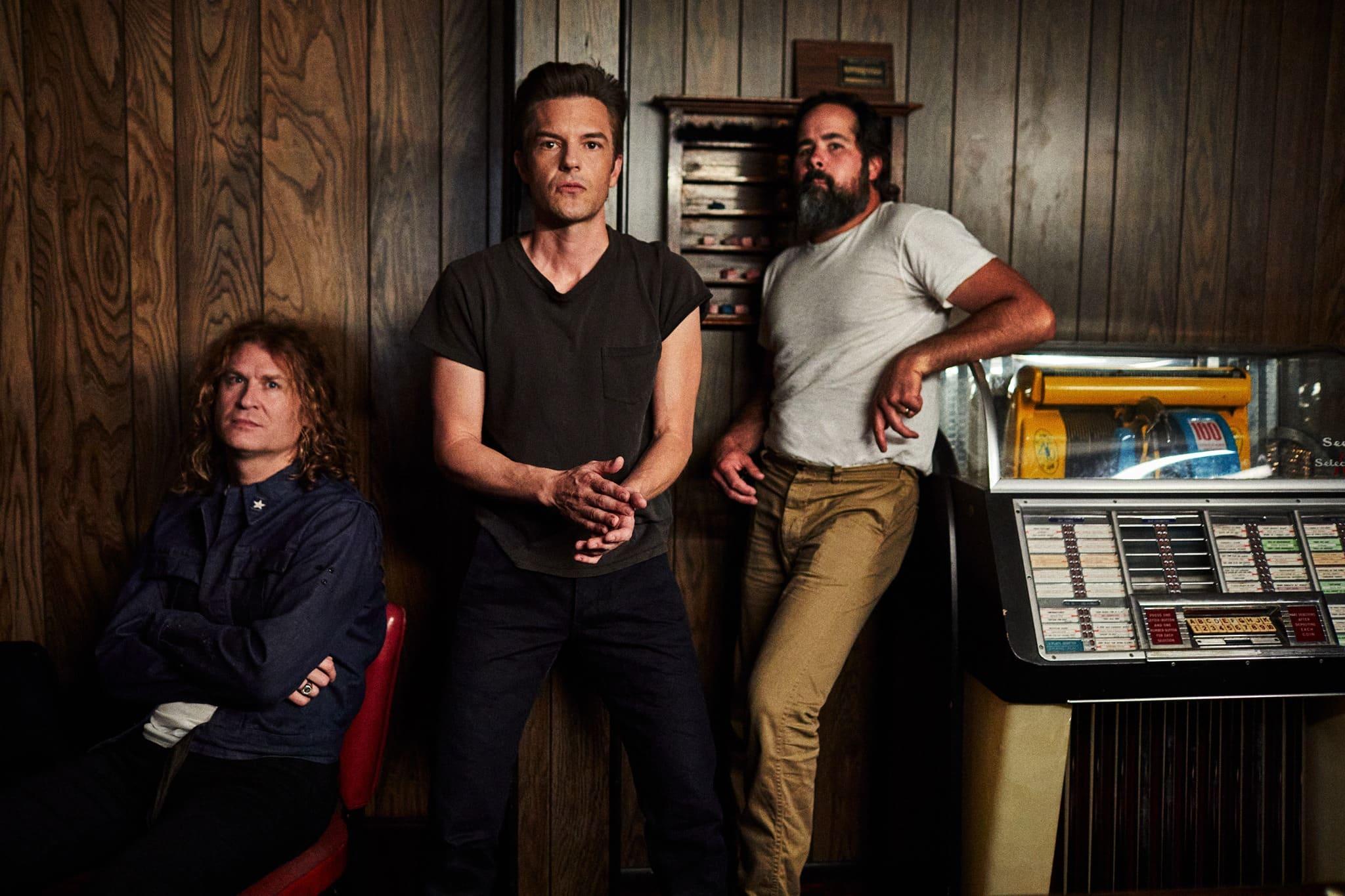 I Killers non sono potuti andare in tour l'anno scorso. Così hanno scritto un nuovo ambizioso album concettuale
