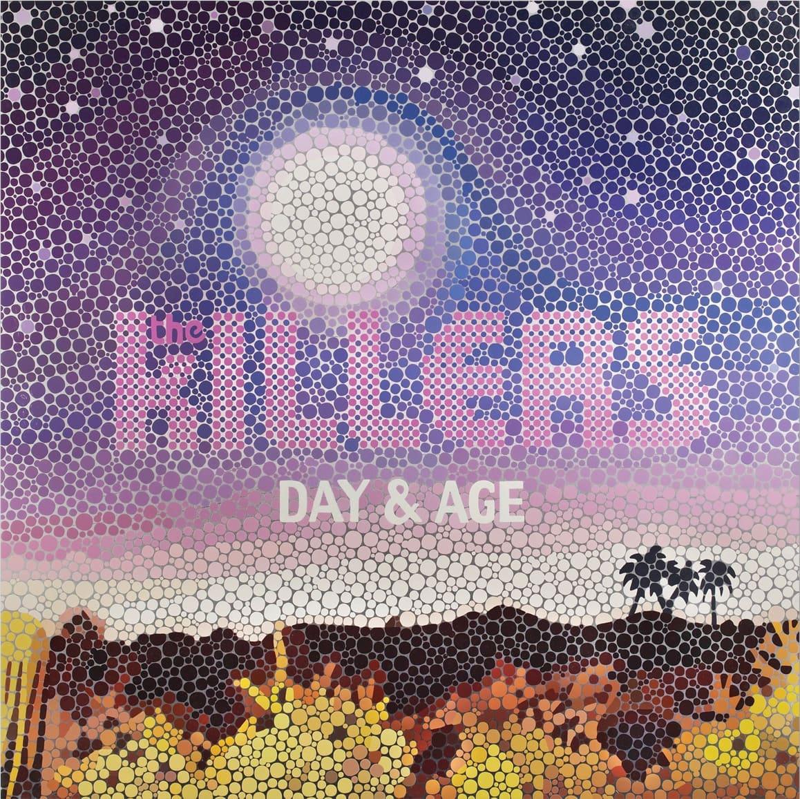 La copertina di Day & Age