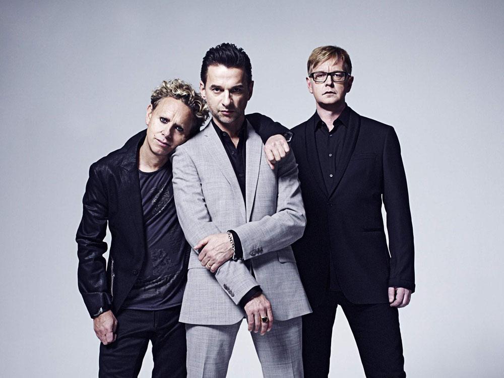 Apprezzamenti a vicenda tra Killers e Depeche Mode