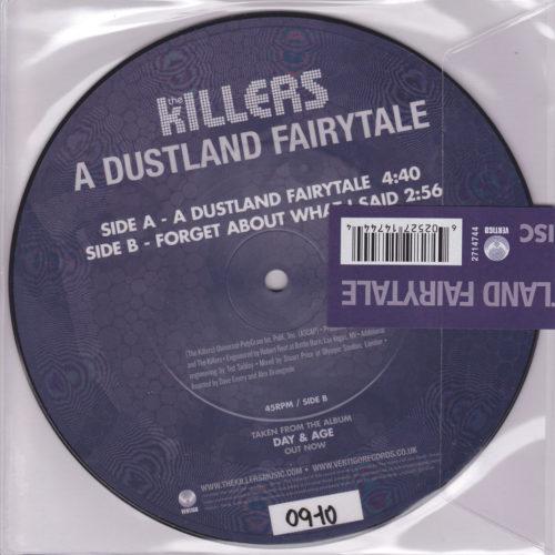 A Dustland Fairytale 7''