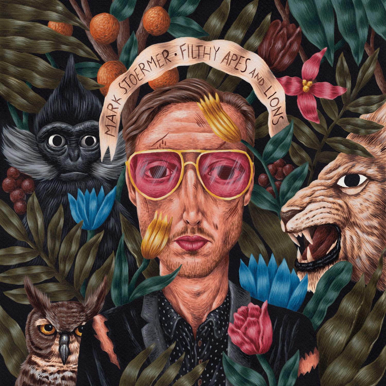 In arrivo il terzo album di Mark anticipato dal singolo Filthy Apes and Lions