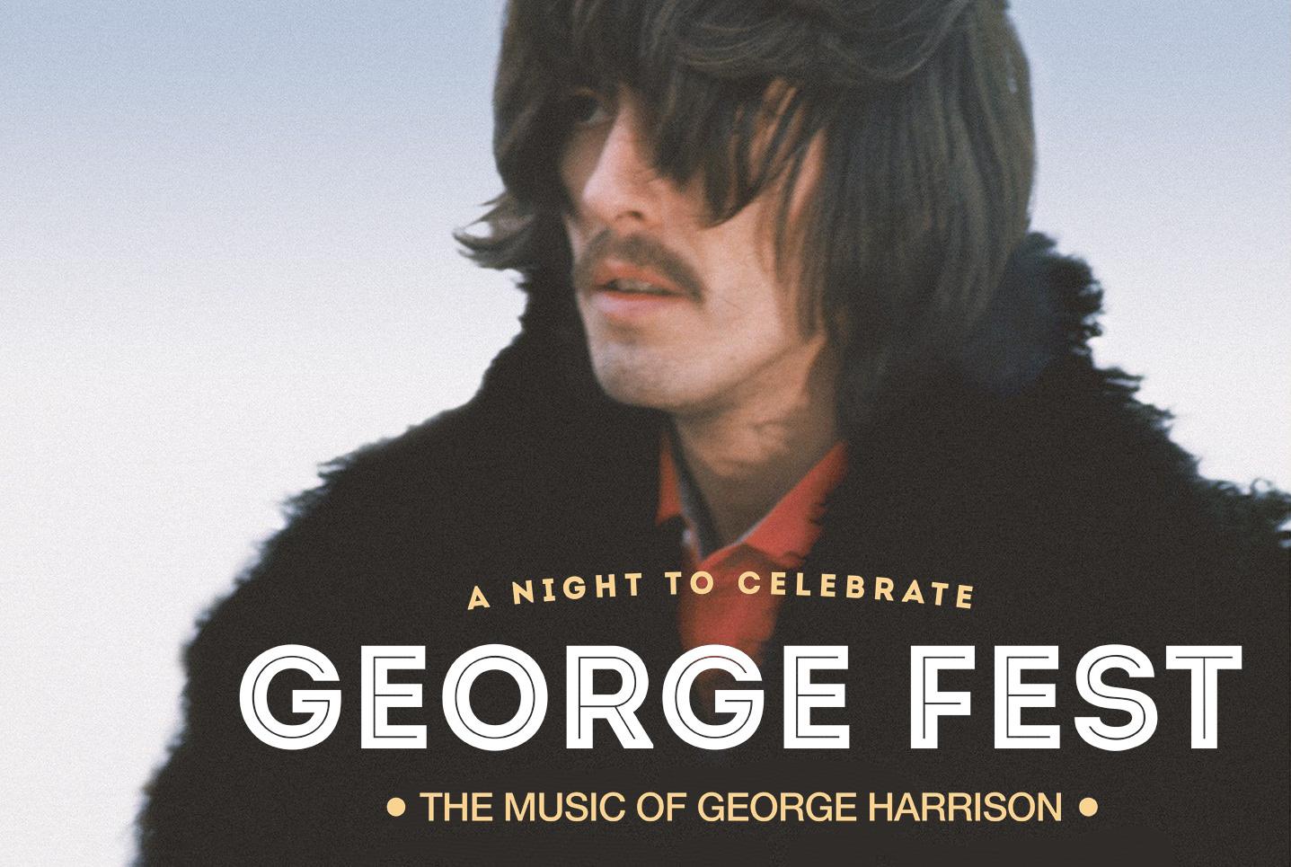 In uscita a Febbraio audio e video ufficiali del George Fest
