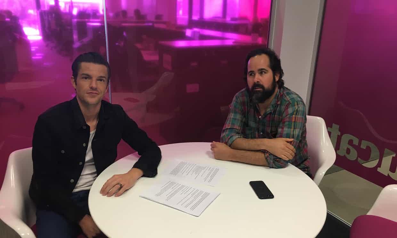 Webchat con i Killers – Le risposte alle vostre domande su Morrissey, Anton Corbijn e la pizza