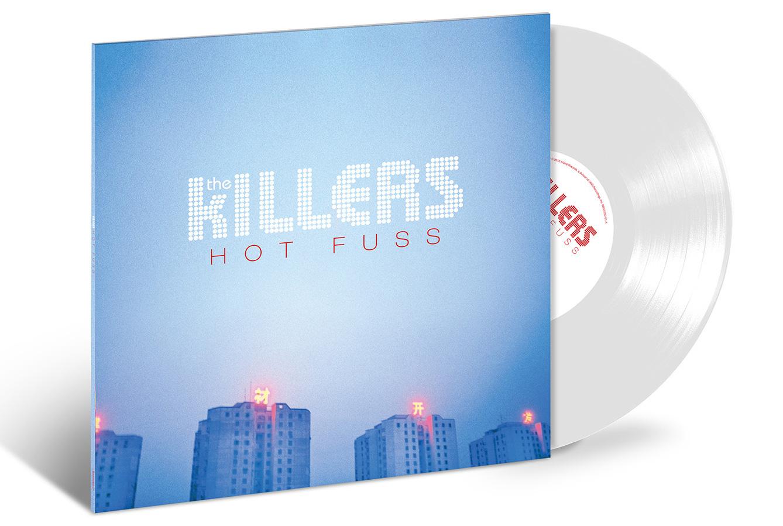Hot Fuss sarà pubblicato in vinile bianco in versione limitata