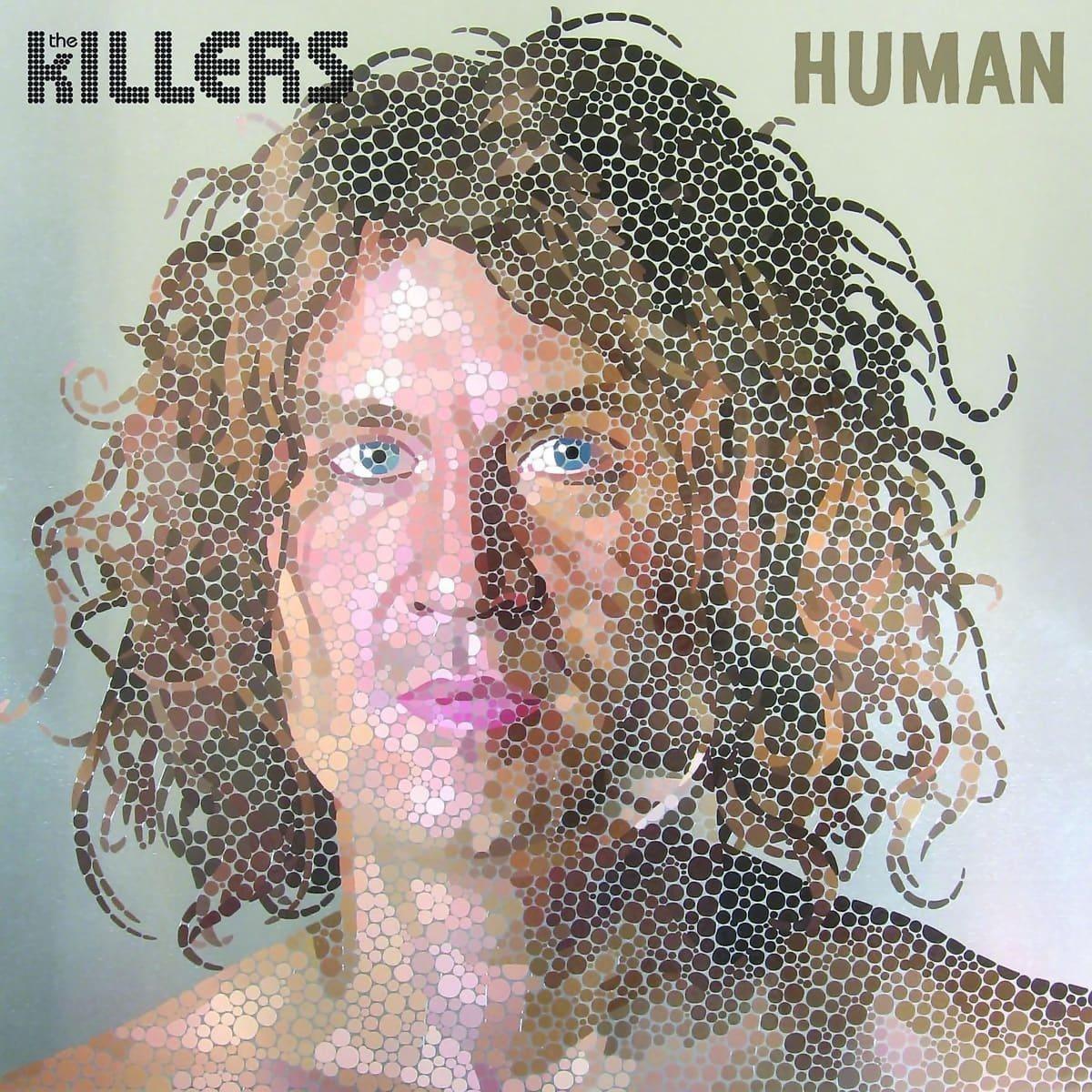 La copertina di Human