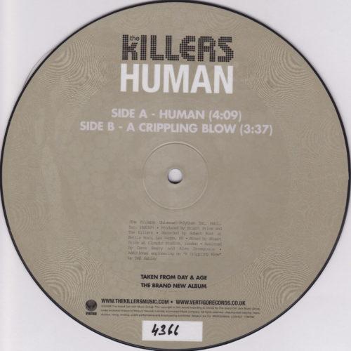 Human 7'' USA