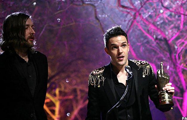 I Killers conquistano un NME Award