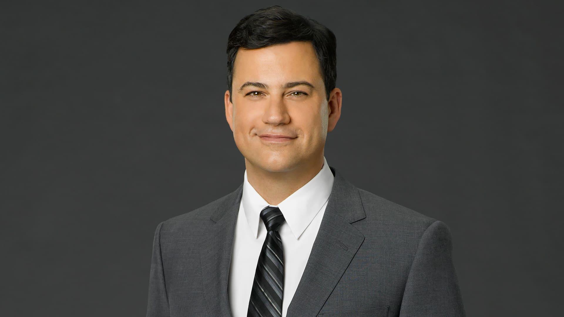 Auguri speciali per Jimmy Kimmel