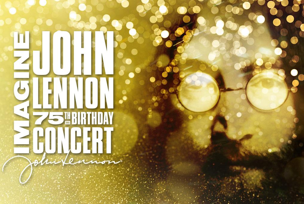 Brandon fra gli ospiti del concerto in onore di John Lennon