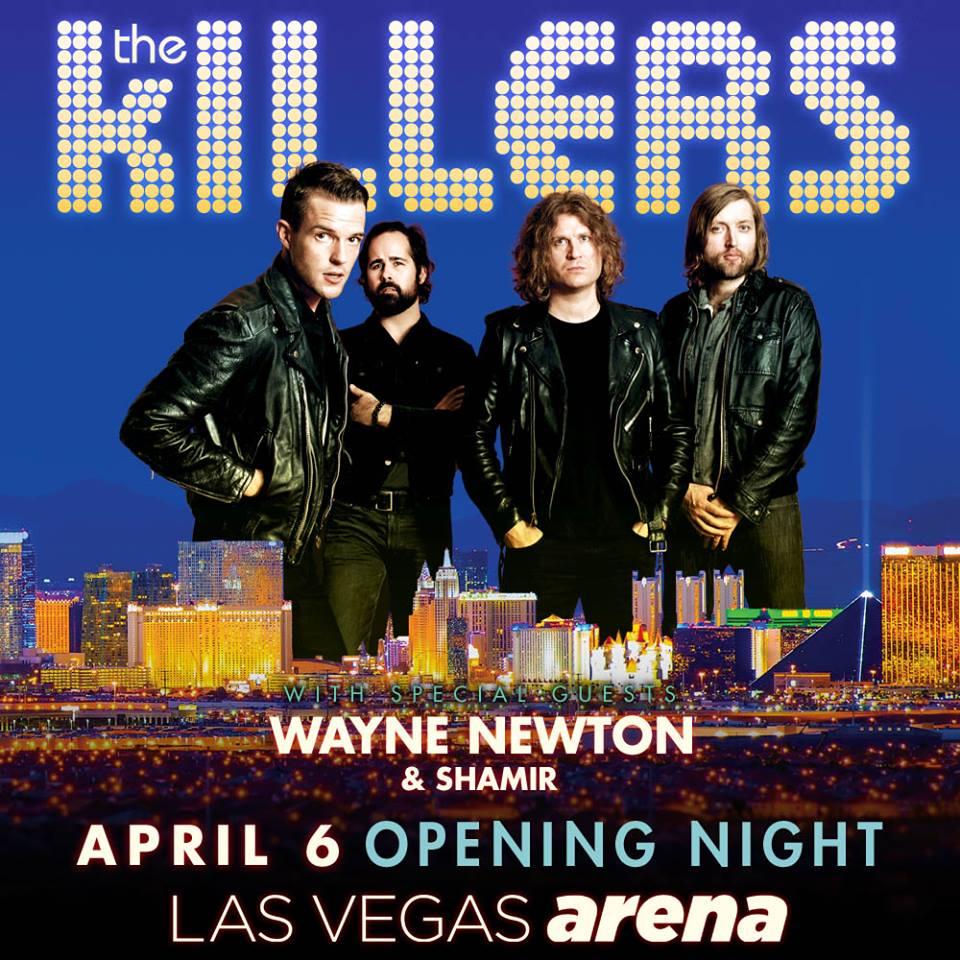 Las Vegas Arena 2016
