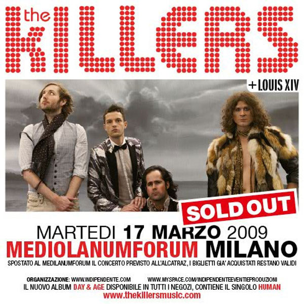 Il concerto al Mediolanum Forum è sold out