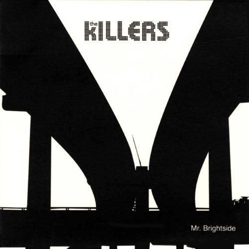 Mr Brightside CD UK prima pubblicazione