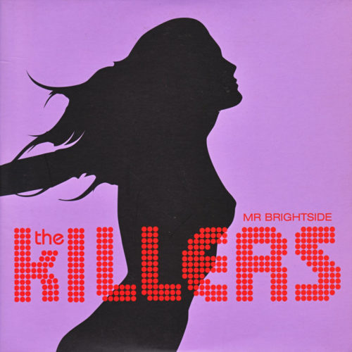 Mr Brightside CD UK