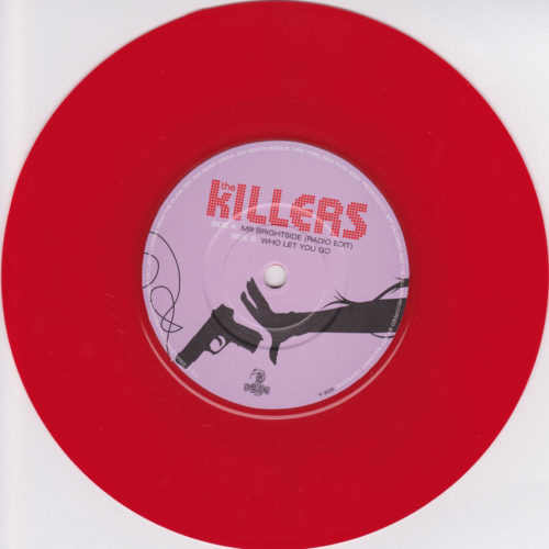 Mr Brightside 7'' UK
