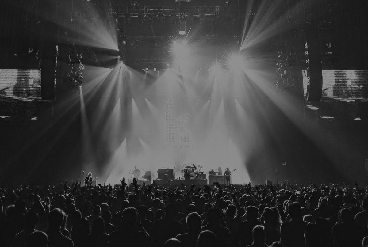 A Las Vegas si chiude il Battle Born Tour