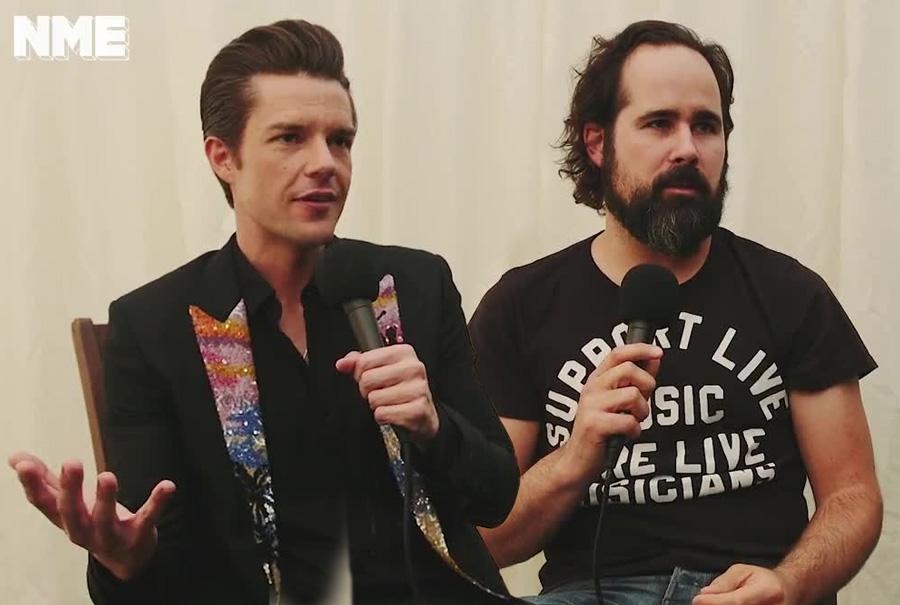 Brandon e Ronnie parlano con NME sul nuovo album