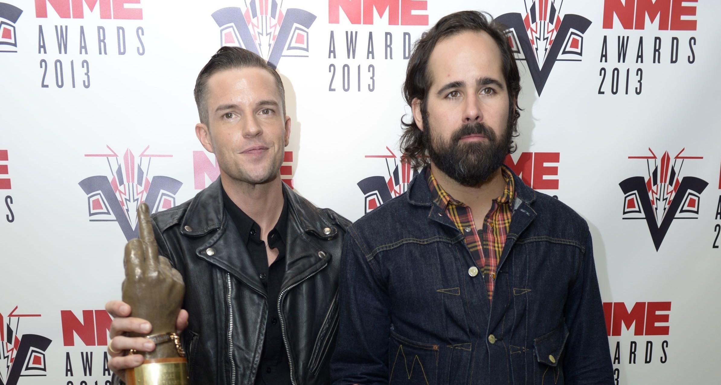 La band vince un NME Award come Best International Band