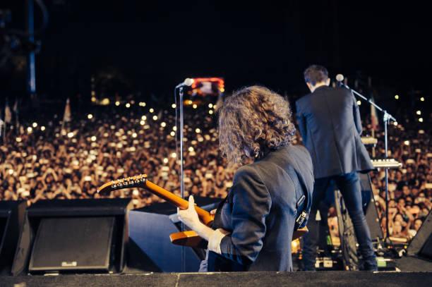 Brandon e Ronnie promettono nuove canzoni al concerto di Londra
