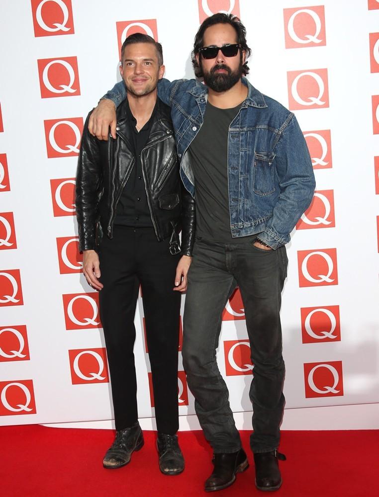 Q Awards: un premio per Brandon
