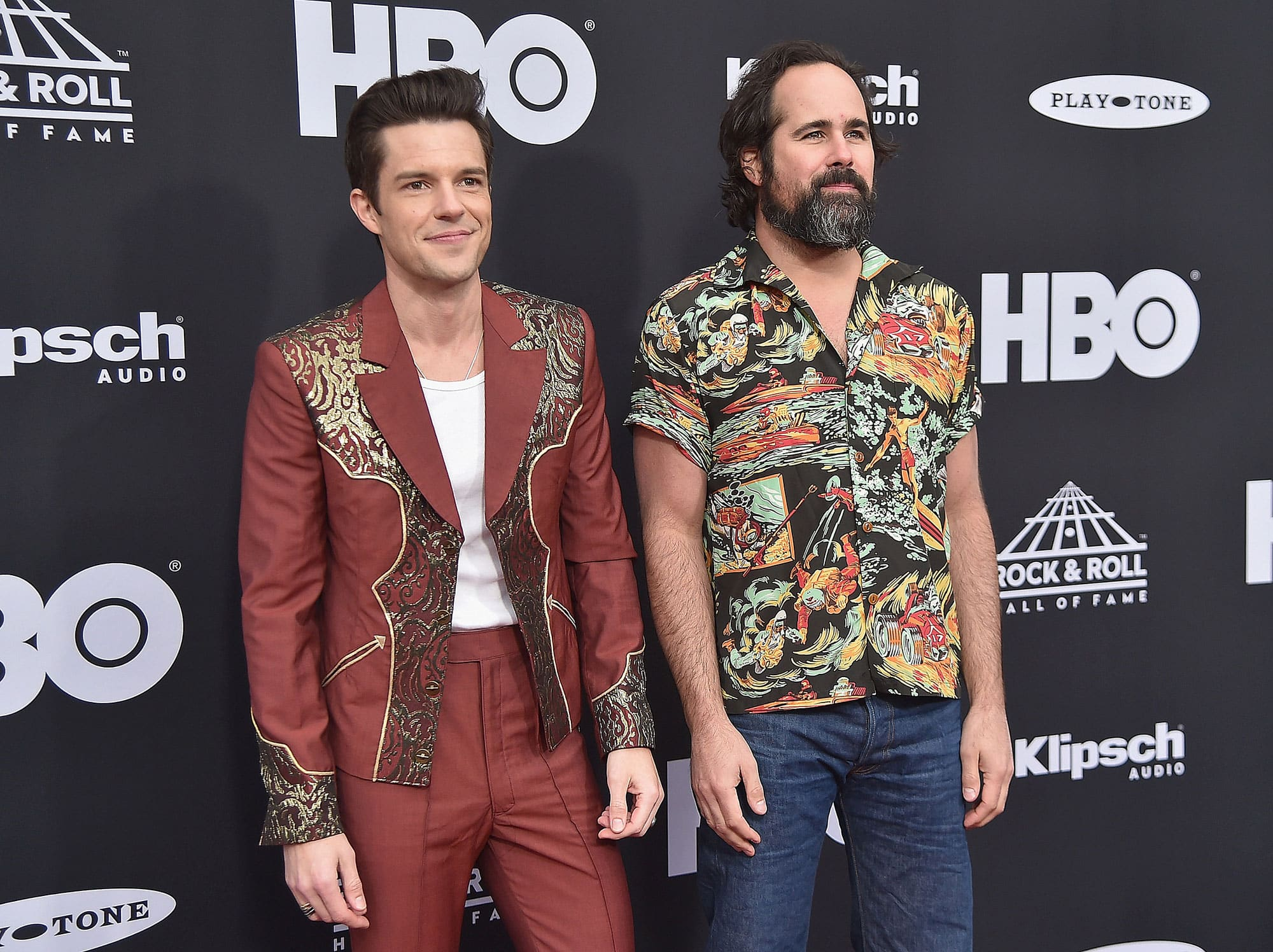 I Killers omaggiano Tom Petty alla Rock and Roll Hall of Fame Ceremony