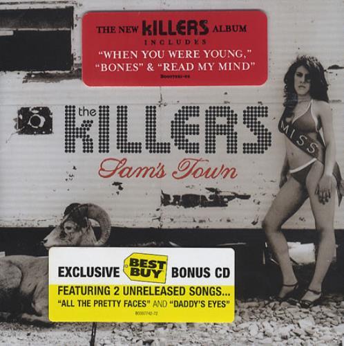 Sam's Town CD US