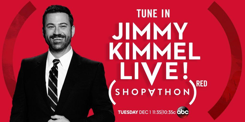 I Killers ospiti di Jimmy Kimmel l'1 Dicembre