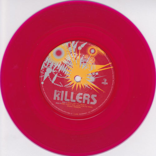 Smile Like You Mean It 7''