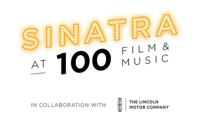 Brandon tra i performer del 'Sinatra at 100: Film & Music'