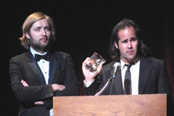 I Killers nella Entertainer/Artist Hall of Fame della UNLV
