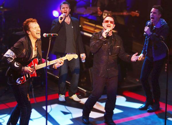 I Brit Awards e il War Child gig
