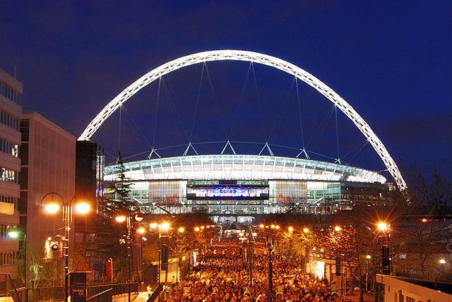 Anteprima del concerto di Wembley