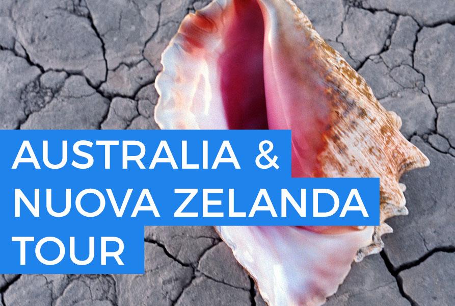 Annunciato il tour in Australia e Nuova Zelanda nel 2018